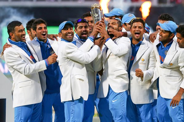 India ICC Champions Trophy Winners 2013