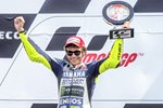 Valention Rossi wins Holland Moto GP 2013 Prints