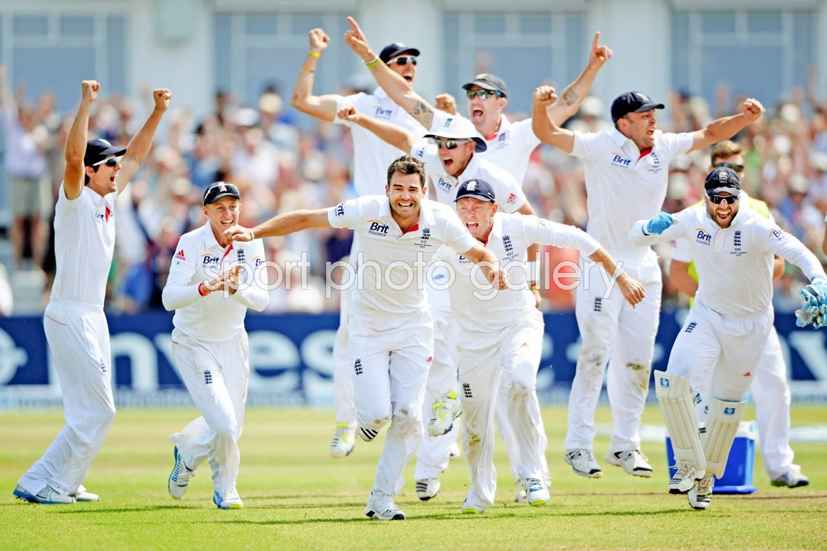 1st Test Ashes 2013 England