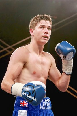 Luke Campbell pro boxing debut Hull 2013