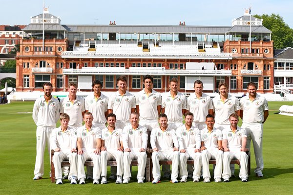 Australia Test Squad for England Tour Ashes 2013