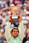 2010 French Open Champion Rafael Nadal Prints