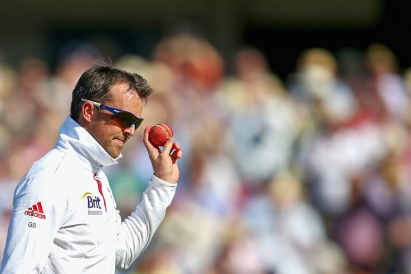 Graeme Swann 5 wickets Lord's Ashes 2013