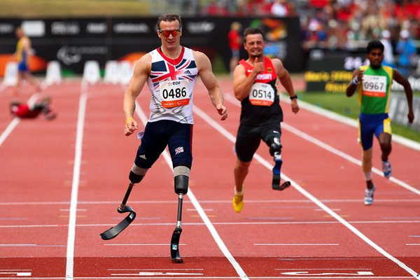 Richard Whitehead IPC Athletics World Championships  2013