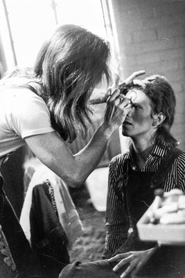 David Bowie Make Up 1973