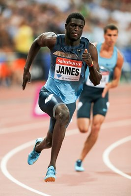 Kirani James Anniversary Games London 2013
