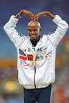 Mo Farah World 10,000m Champion Moscow 2013 Frames