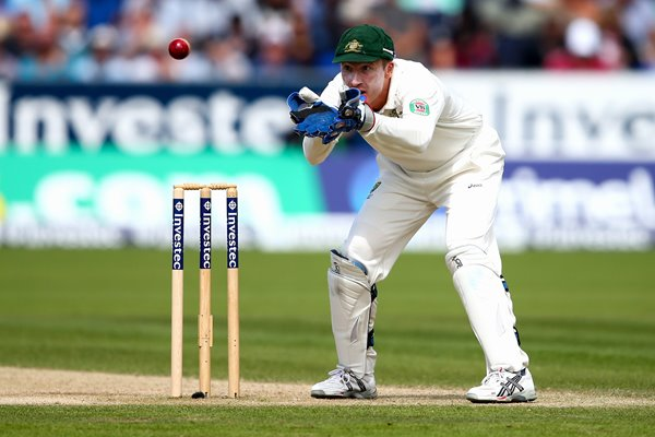 Brad Haddin Australia 4th Ashes Test Durham 2013