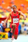 Christian Taylor Triple Jump World Athletics Moscow 2013  Prints