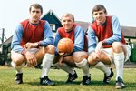 Hurst, Moore And Peters West Ham 1966 Prints
