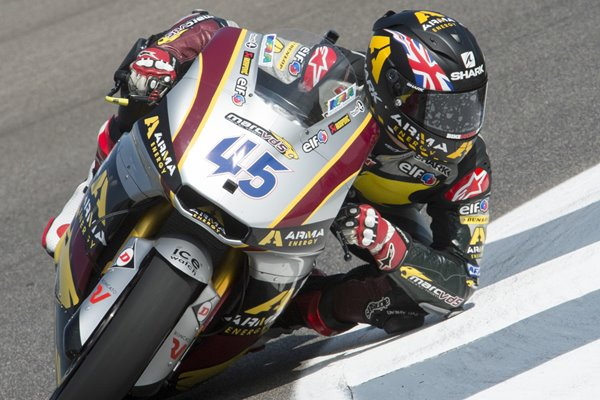 Scott Redding Marc VDS Racing Indianapolis MotoGP 2013