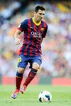 Lionel Messi Barcelona v Levante La Liga 2013 Wall Sticker