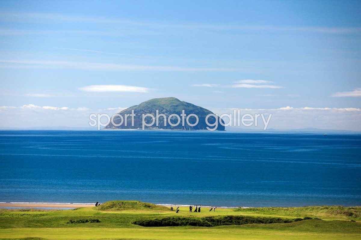 Turnberry Ailsa Course, Ayrshire, Scotland