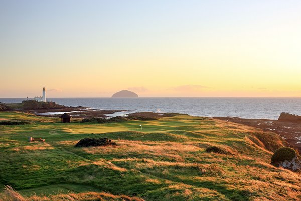 Turnberry Ailsa Course 11th Hole