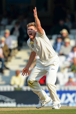 James Faulkner Australia appeals 5th Ashes Test Oval 2013