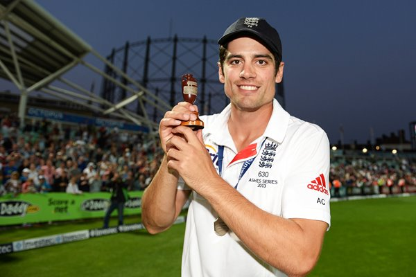 Alastair Cook England captain Ashes Oval 2013