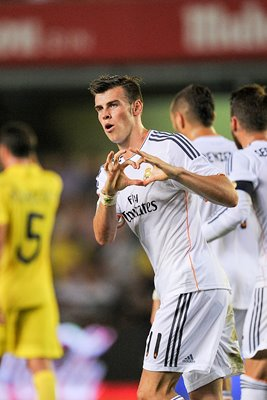 Gareth Bale scores on Real Madrid debut La Liga 2013