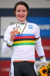 Marianne Vos Netherlands Road World Champion 2013 Acrylic