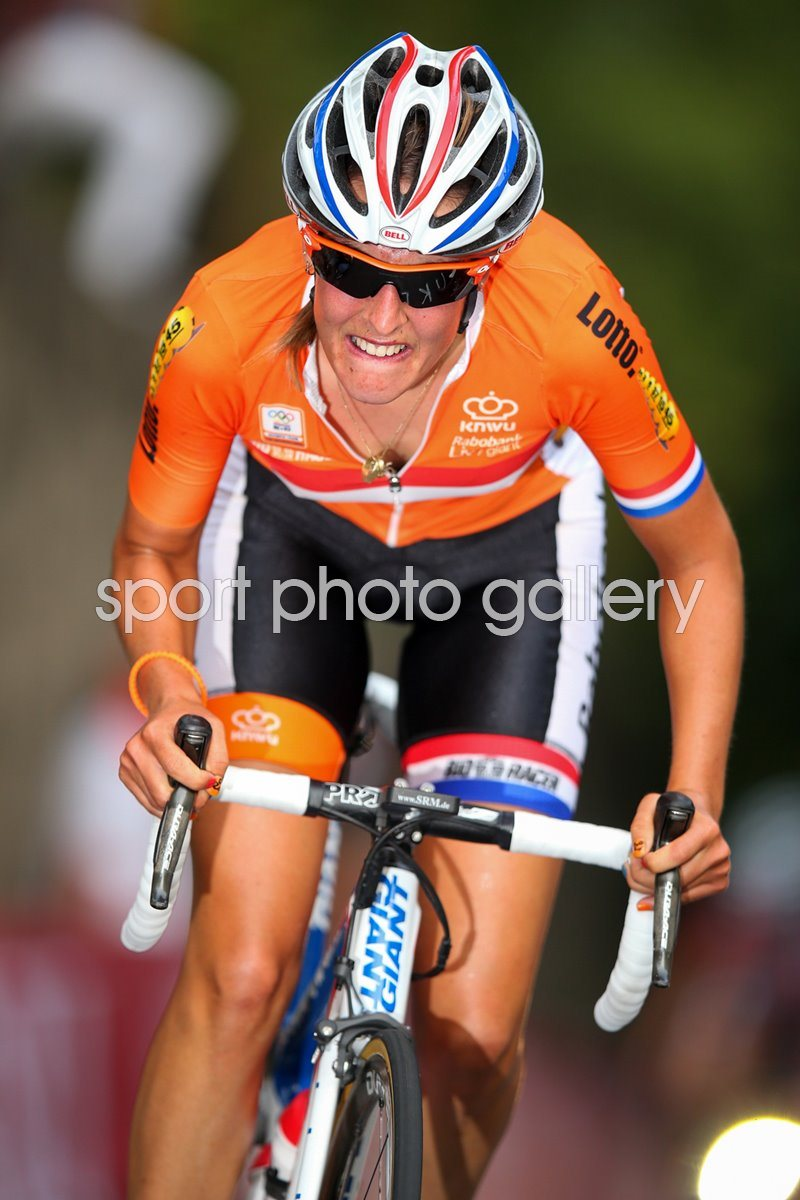 Lucinda Brand Netherlands World Road Race Florence 2013