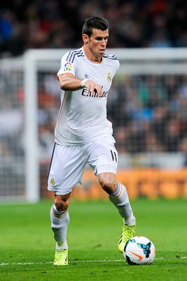 Gareth Bale Real Madrid Athletico Madrid La Liga 2013