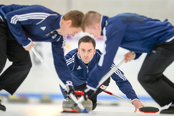 David Murdoch Great Britain Curling 2013