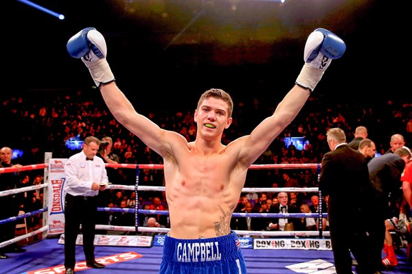 Luke Campbell Knockout Boxing at the O2 2013