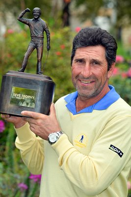 Jose Maria Olazabal Seve Trophy Captain 2013