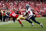 Anquan Boldin San Francisco 49ers v Houston 2013 Prints