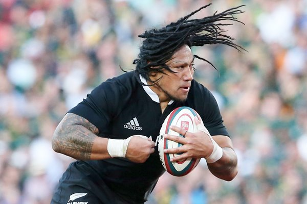 Ma'a Nonu New Zealand v South Africa 2013