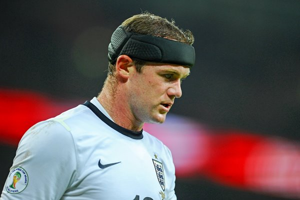 Wayne Rooney England v Poland Wembley 2013