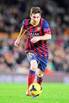 Lionel Messi of Barcelona - La Liga Prints