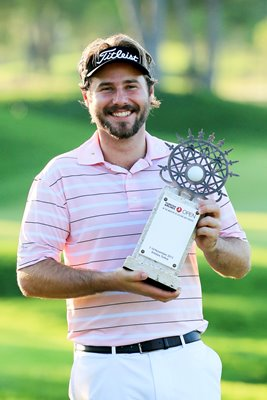 TVictor Dubuisson Turkish Airlines Open 2013