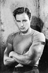 Portrait Of Marlon Brando Prints