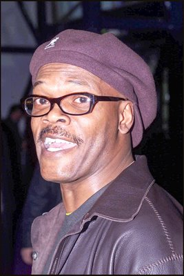 Samuel L Jackson At The Brit Awards