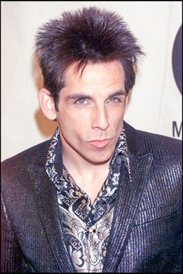 Ben Stiller at the 2000 VH1/Vogue Fashion Awards