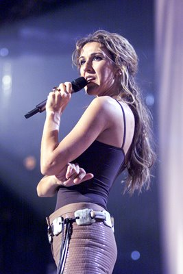 Celine Dion at 1999 Billboard Music Awards