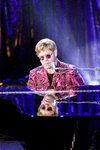 Elton John at Madison Square Garden Prints