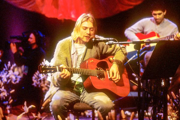 Nirvana MTV Unplugged 1993