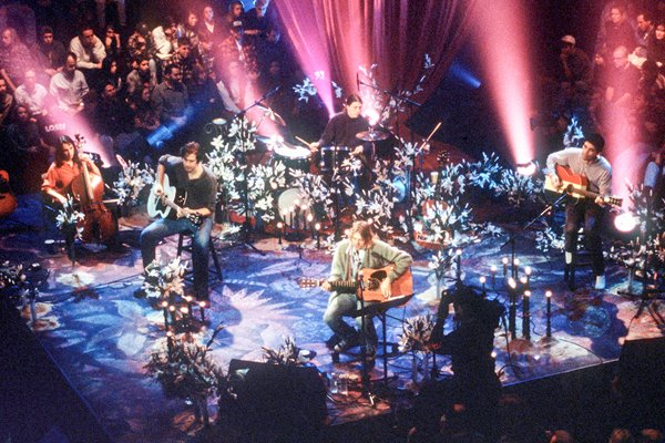 MTV Unplugged Nirvana 1993