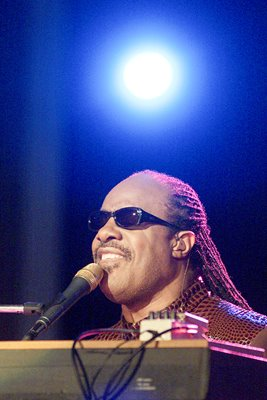 Stevie Wonder 2002 American Bandstand