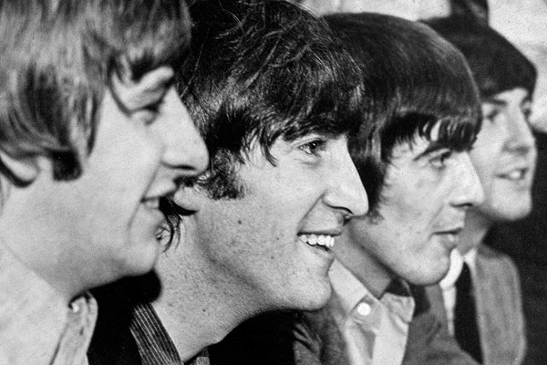 The Beatles In Profile