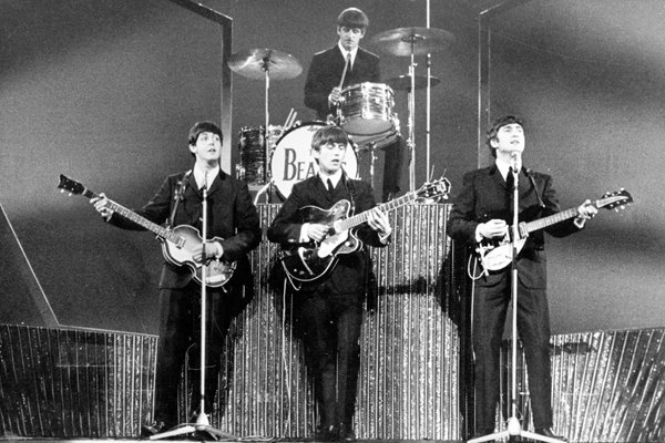 Beatles at the London Palladium