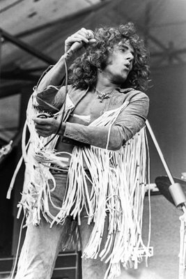 Roger Daltrey & The Who Isle of Wight 1969