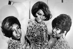 Top Motown soul pop group The Supremes 1968 Prints