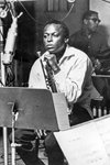 Miles Davis In Recording Studio Prints