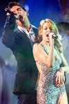 Robbie Williams and Kylie Minogue Prints