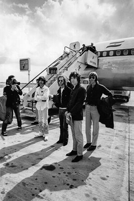 The Doors pre flight