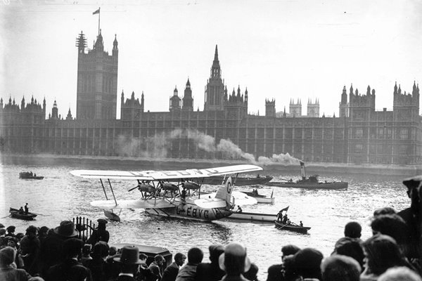 Calcutta Flying Boat
