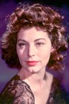 Ava Gardner 1953 Mounts