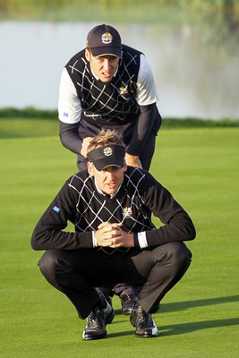 Fisher & Poulter line up for Europe